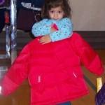 Coat distribution kids